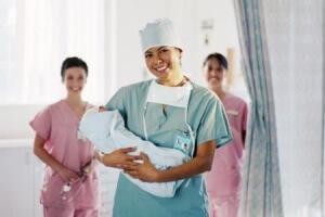 Родовой сертификат можно получить непосредственно в роддоме