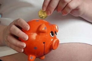 Декретные пособия - хорошая помощь семейному бюджету