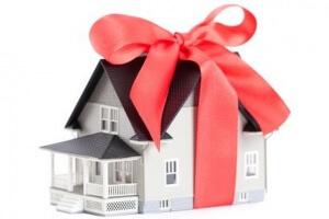 Дарение квартиры родственнику