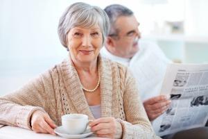 Пенсионный возраст в России для женщин