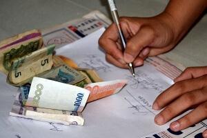 расписка о получении денег