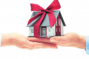 Как оформить дарственную на долю в квартире? Как составляется договор дарения доли?