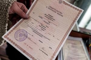 замена фамилии в паспорте по желанию