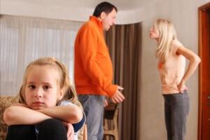 как оставить ребенка с отцом после развода
