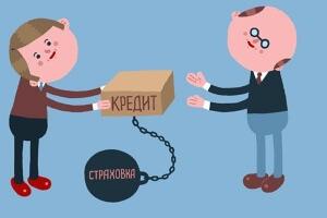 Страховка при оформлении кредита