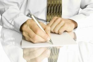 Форма написания заявления: правильное оформление документа