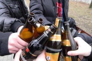 Закон о распитии спиртных напитков
