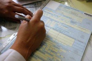Порядок заполнения больничного листа
