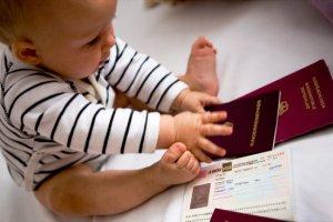 Какие документы нужны для загранпаспорта для ребенка