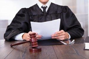 Отмена заочного решения суда: образец документа