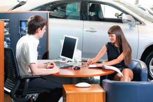 оформить куплю-продажу автомобиля