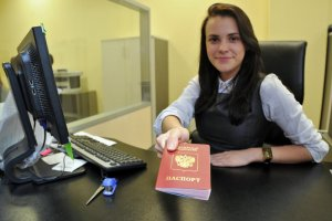 Получение восстановленного паспорта