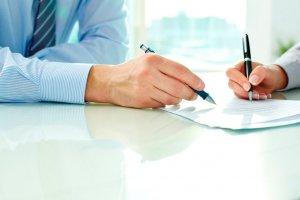 Как выглядит образец доверенности на подписание документов?