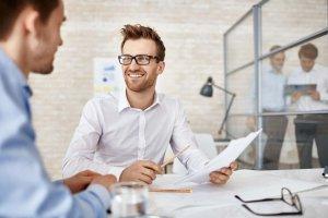 Составление рекомендации с места работы