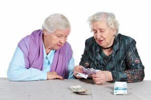 Считают пенсию