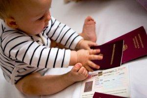 В какой срок нужно прописать новорожденного