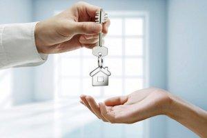 Выдача ключей от квартиры