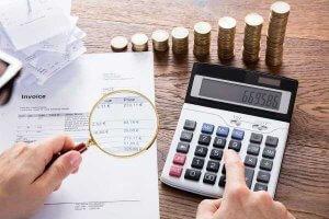 Подсчет денег, налоговый режим