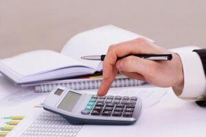 Расчет единого налога
