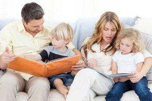 Родители обязаны заботиться о детях