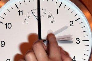 Закон об исчислении времени