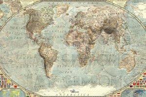 Географические карты и авторское право