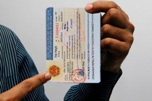 Классификация иорданских виз