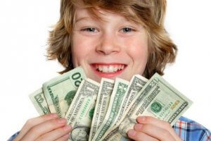 Заработок для подростка
