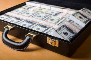 Кейсы с деньгами