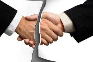 Недействительный договор