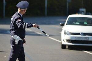 Сумма штрафов за нарушение ПДД в Российской Федерации