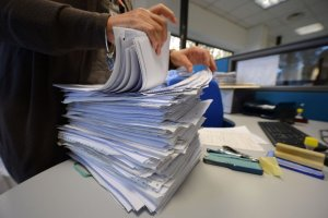 Срок изъятия документов