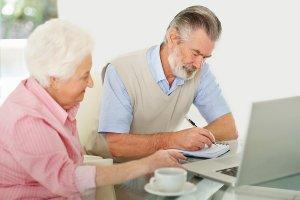 Составление доверенности на получение пенсии