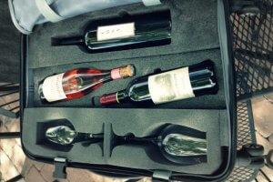 Провоз алкоголя в багаже