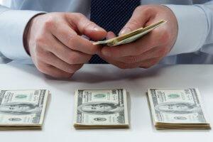 Инвентаризация наличных средств на кассе