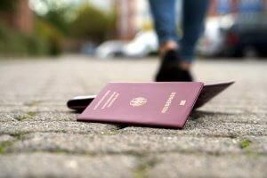 потерян паспорт что делать