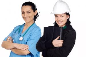 Условия труда женщин
